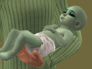 alienchild